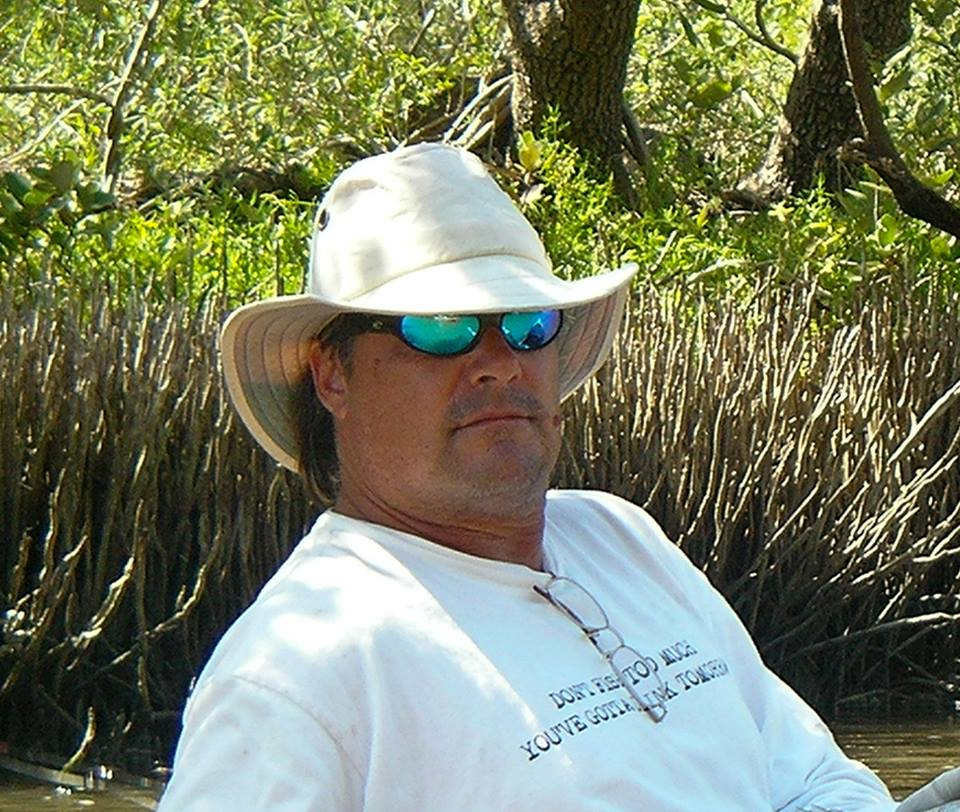 Captain Bruce Hitchcock, Chokoloskee and Everglades fishing guide